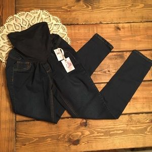 jessica simpson| nwt maternity skinny jegging